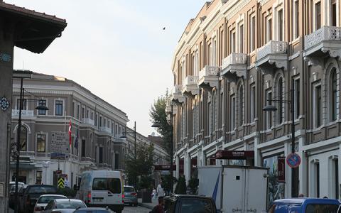 From Taksim to Beşiktaş